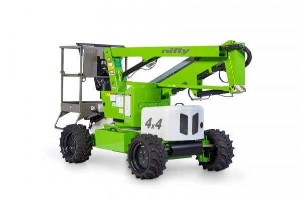 HR12 4X4