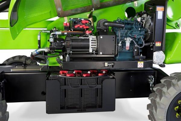 Motorisation hybride HR21hybride MK2