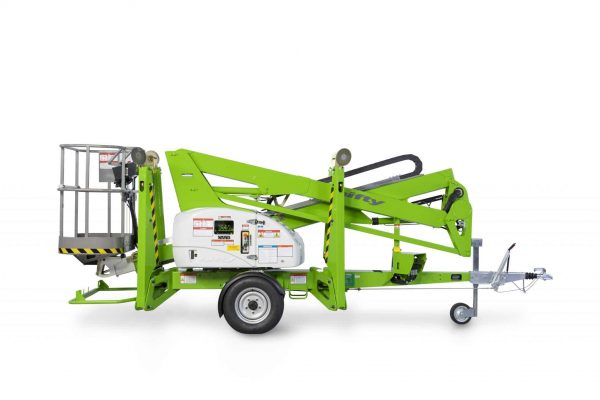 Nifty 150T - Nacelle élévatrice tractable