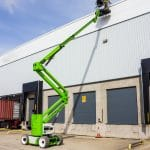 Nacelle articulée de 15 m industrielle, électrique ou hybride