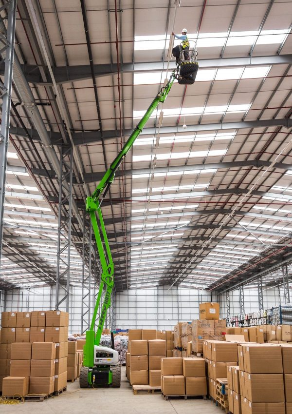Niftylift HR17N, 17 mètres de hauteur de travail