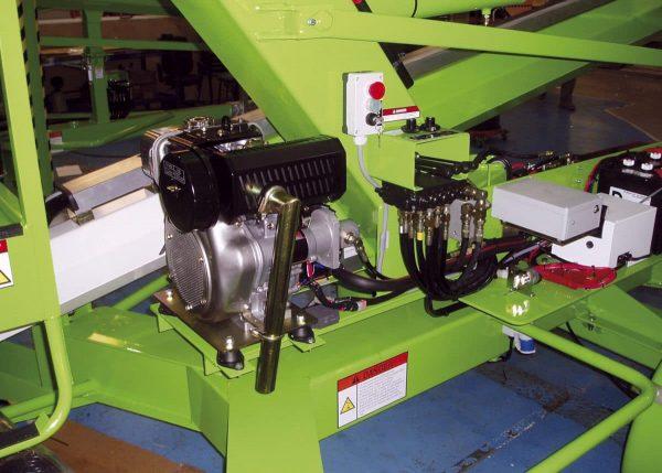 Nacelle tractée NIFTY 170 moteur Diesel