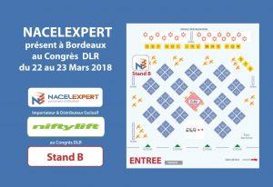 Le Congrès DLR 2018 se tient à Bordeaux
